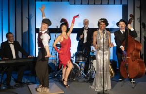Cotton Club Combo, 20er Jahre Musik, Golden Twenties, Great Gatsby Party, Roaring Twenties Musik